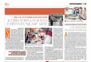 La Stampa Torino 7 - 2 ottobre 2015