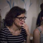 """14 giugno, Caffè Moderno, il caffè del Tomato: """"Gold Food Mini Show"""" di Giorgia Goldini (foto Mario Ruggiero)"""