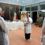 30 maggio, Pastiglie Leone, conferenza stampa di PWF7 e visita allo stabilimento: Daniela Monero (foto di Jedi Studio)