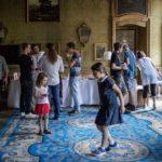 16 giugno, il Circolo dei lettori: merenda con EXKi (foto Mario Ruggiero)