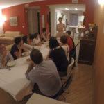 """12 giugno, luogo segreto: """"The Secret Room"""" di Cuocolo/Bosetti (foto Mario Ruggiero)"""