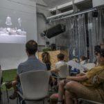 """13 maggio, Qubì, """"The Best of Cinecolazione"""", anteprima di PWF7: i cortometraggi del Centro Nazionale del Cortometraggio (foto di Mario Ruggiero)"""