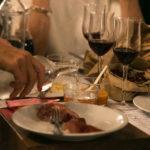 """16 giugno, il Circolo dei lettori: """"Kitchen Kabarett"""", la cenetta di Anna b.Lab con Cascina Fontanacervo, Cucina-To, Vini Rossotto, Sparea (foto Davide Gneri)"""