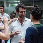 30 maggio, Pastiglie Leone, conferenza stampa di PWF7 e visita allo stabilimento