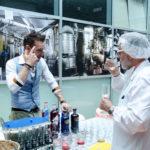 30 maggio, Pastiglie Leone, conferenza stampa di PWF7 e visita allo stabilimento: Vermouth Riserva Carlo Alberto (foto di Jedi Studio)