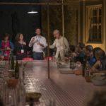 """13 giugno, Palazzo Birago: """"Attorno a un tavolo"""" del Teatro delle Ariette (foto Mario Ruggiero)"""
