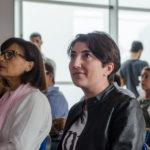 30 maggio, Pastiglie Leone, conferenza stampa di PWF7 e visita allo stabilimento: Anastasia Frandino per Bocuse d'Or OFF (foto di Jedi Studio)