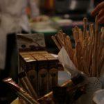 """13 maggio, Qubì, """"The Best of Cinecolazione"""", anteprima di PWF7: Pastiglie Leone e Grissinificio Feyles (foto di Mario Ruggiero)"""