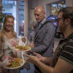 14 giugno, Caffè Moderno: l'Aperitivo speciale PWF7 (foto Mario Ruggiero)